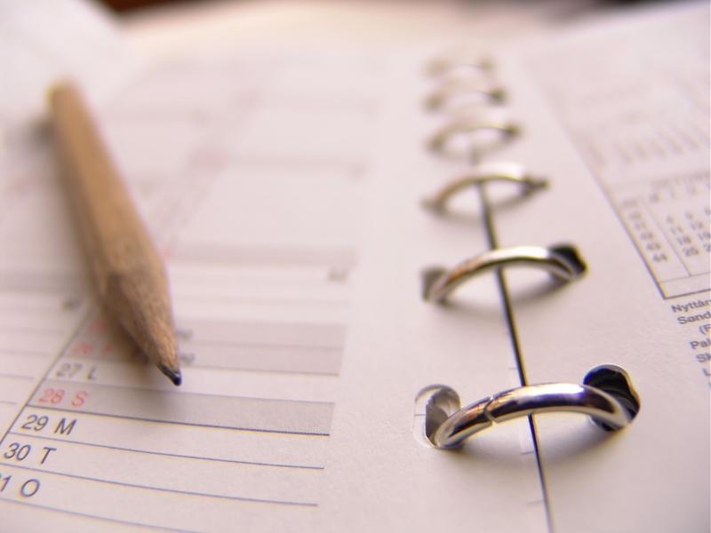 Tips voor het maken van een jaarplanning