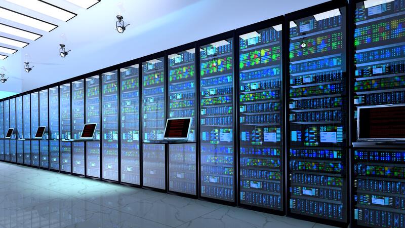Diverse serverkasten bij Serverkast.com