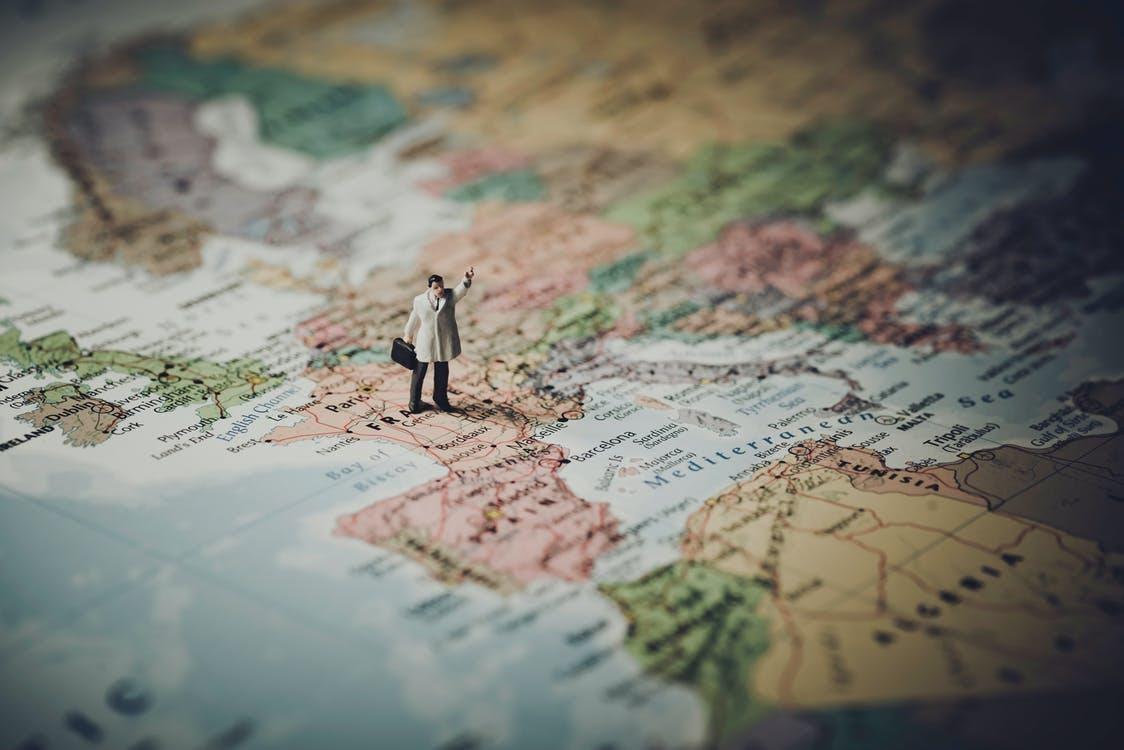 Werken in het buitenland? Vijf tips